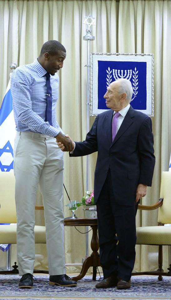 REMARKABLE INTERVIEW: Amare Stoudemaire Talks About Being Shomer Shabbos, Training With The Knicks On Yom Kippur 2