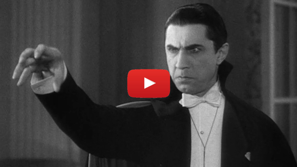 Dracula: Parshat Re'eh
