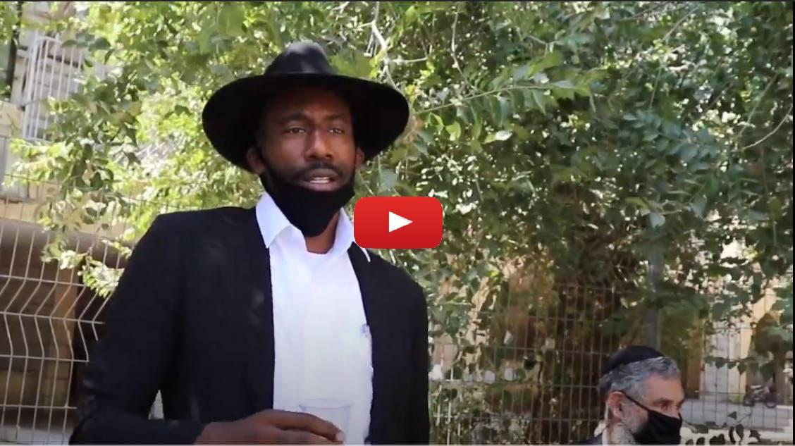 Amare Stoudemire at Ohr Somayach After Bnei Brak Conversion