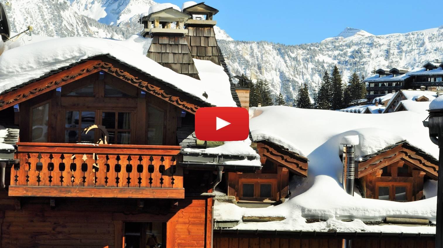 Ski-In, Ski-Out: Shavuot