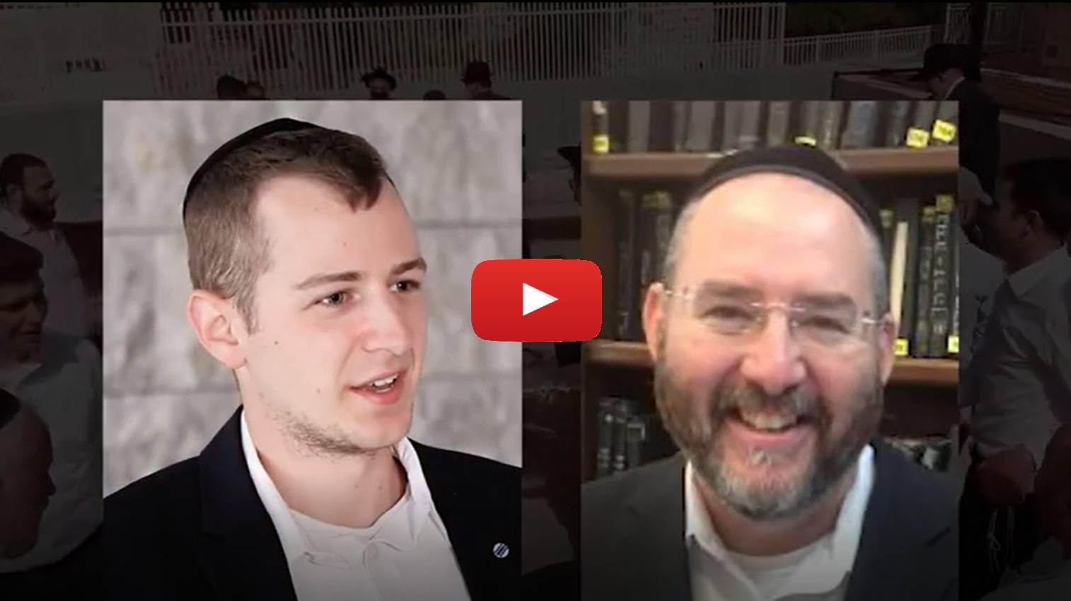 Pidyon Haben & Siyum HaShas at Ohr Somayach