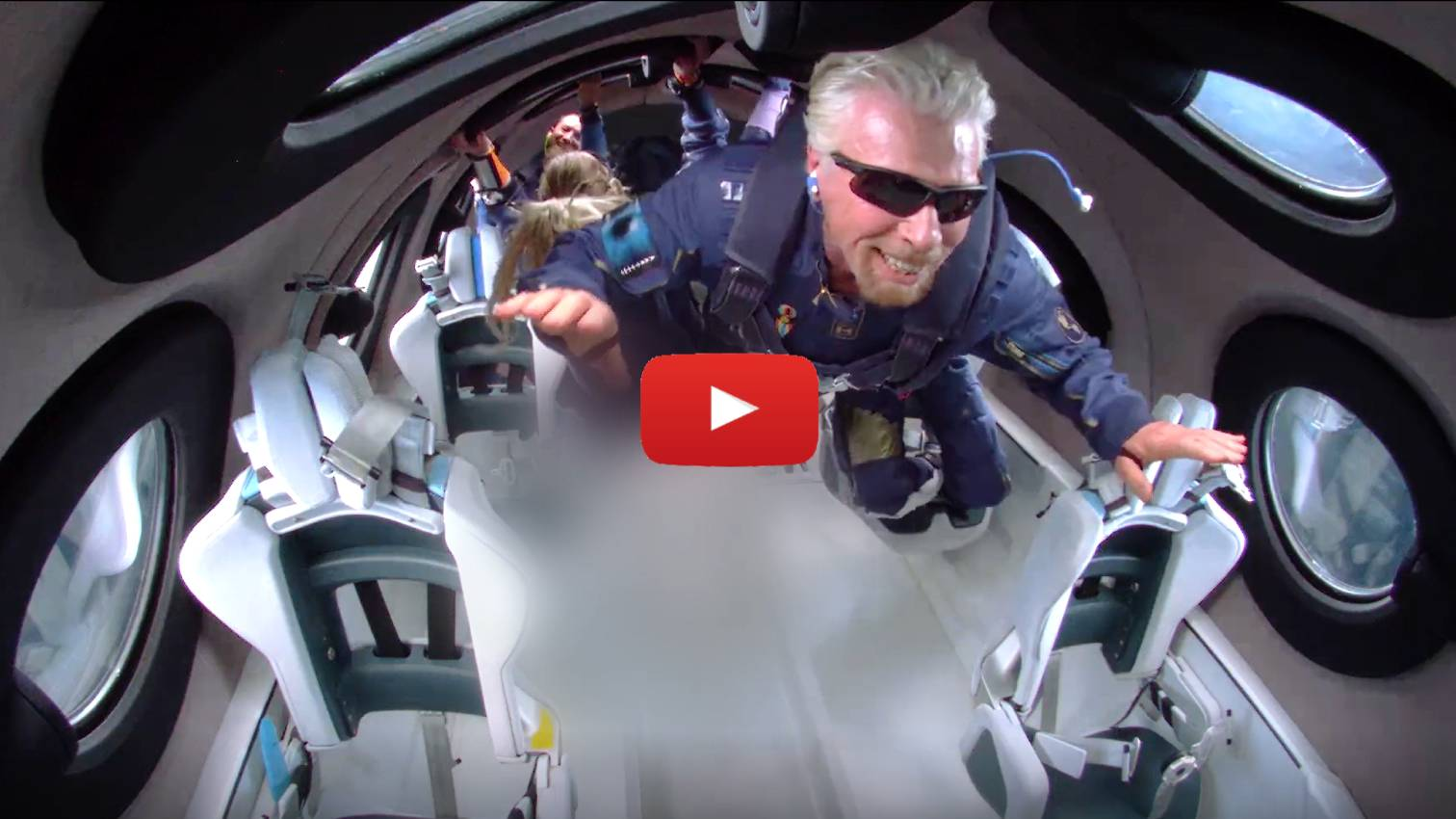 Richard Branson and the Ultimate Joy Ride